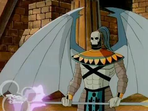 Death (Horseman of Apocalypse) (Earth-92131)
