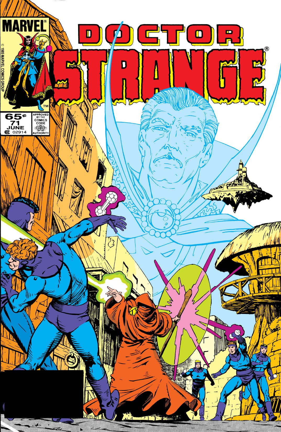 Doctor Strange Vol 2 71