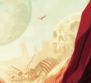 Endless Desert (Battleworld's Weirdworld)