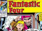 Fantastic Four Vol 1 301