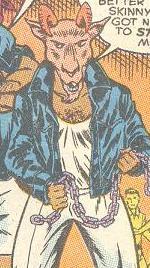 Goat ('Vores) (Earth-616)