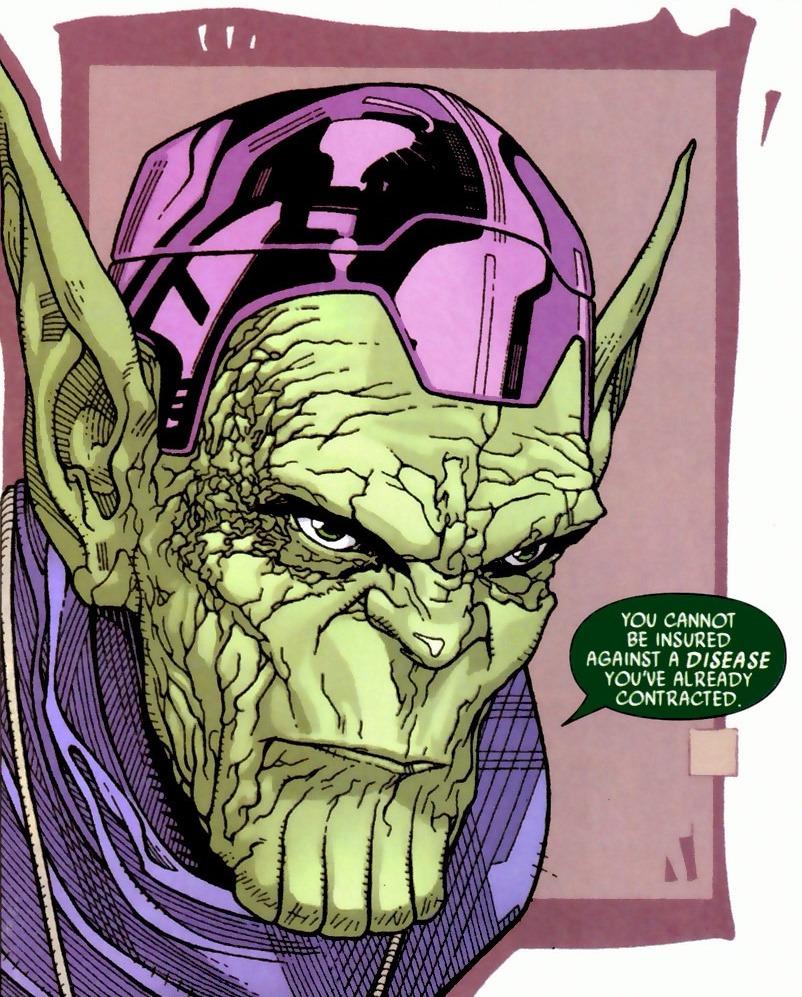 Grrix (Earth-616)