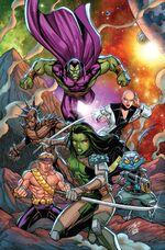 West Spiral Arm Guardians (Earth-616)