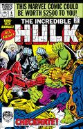 Incredible Hulk Annual Vol 1 9