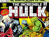 Incredible Hulk Annual Vol 1 9