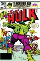Incredible Hulk Vol 1 278
