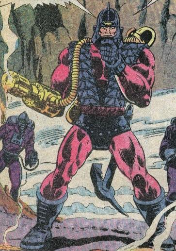 Jonathan Darque (Earth-616)