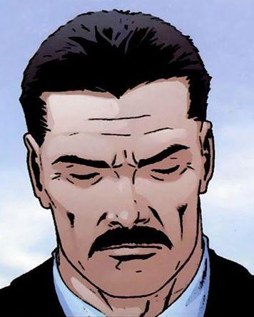 Joseph Danvers, Sr. (Earth-616)