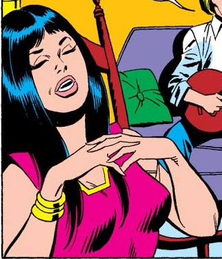 Linda Pritchett (Earth-616) from Defenders Vol 1 25 001.png