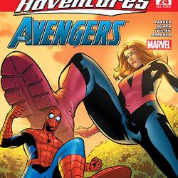 Marvel Adventures The Avengers Vol 1 24
