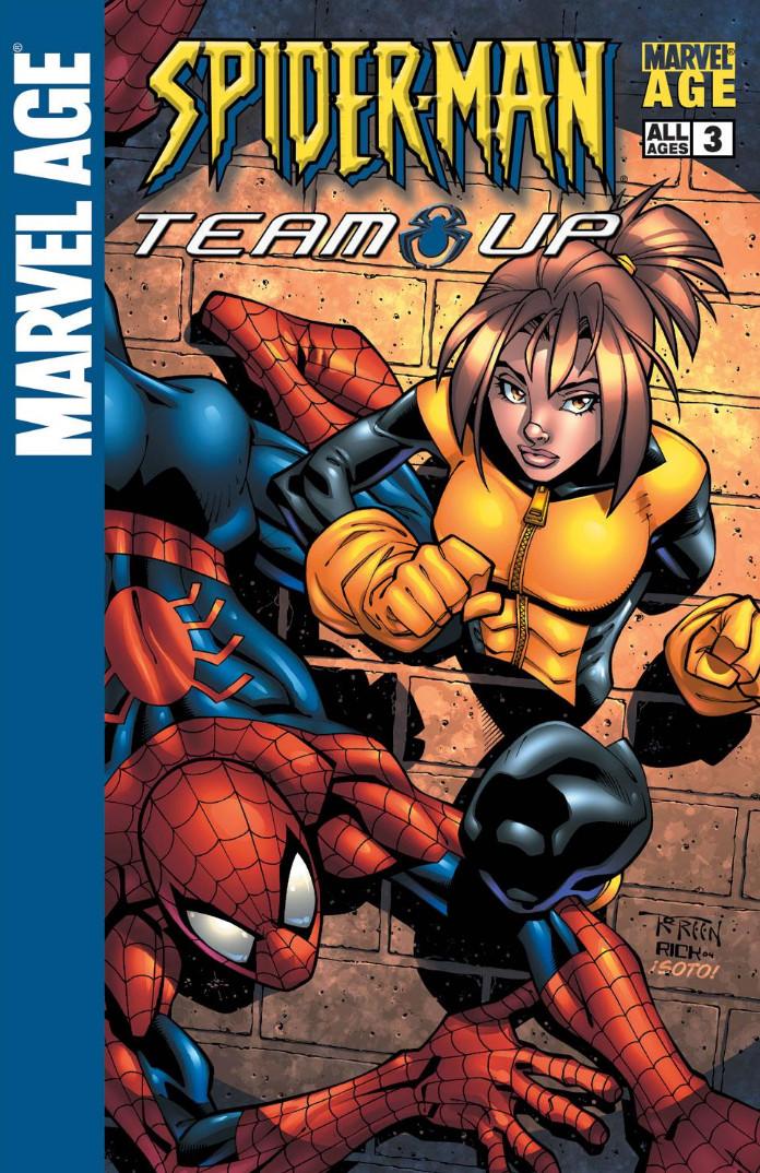 Marvel Age: Spider-Man Team-Up Vol 1 3