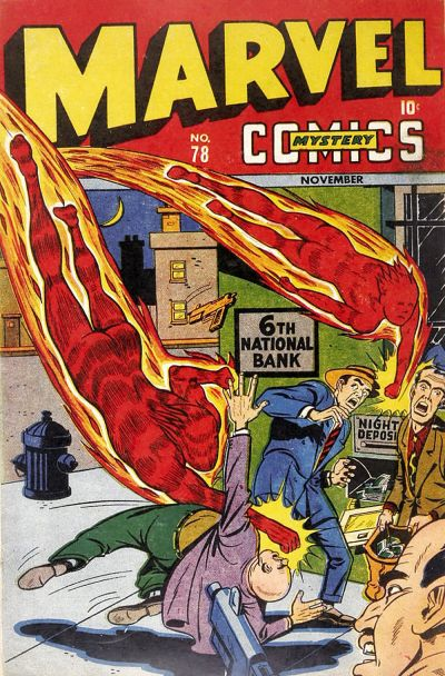 Marvel Mystery Comics Vol 1 78