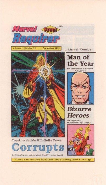 Marvel Requirer Vol 1 22