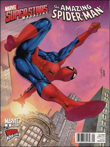 Marvel Super Stars Magazine Vol 1 6
