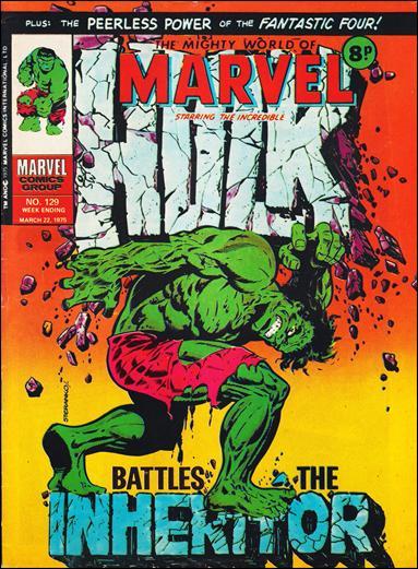 Mighty World of Marvel Vol 1 129