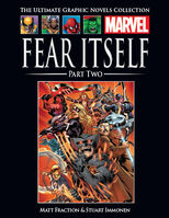Official Marvel Graphic Novel Collection Vol 1 71