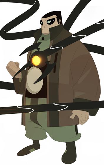 Otto Octavius (Earth-26496)