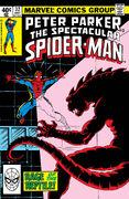 Peter Parker, The Spectacular Spider-Man Vol 1 32