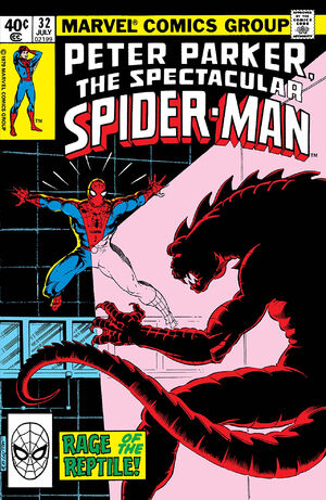 Peter Parker, The Spectacular Spider-Man Vol 1 32.jpg
