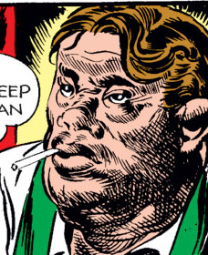 Piggy Perroni (Earth-616) from Captain America Comics Vol 1 1 0001.jpg
