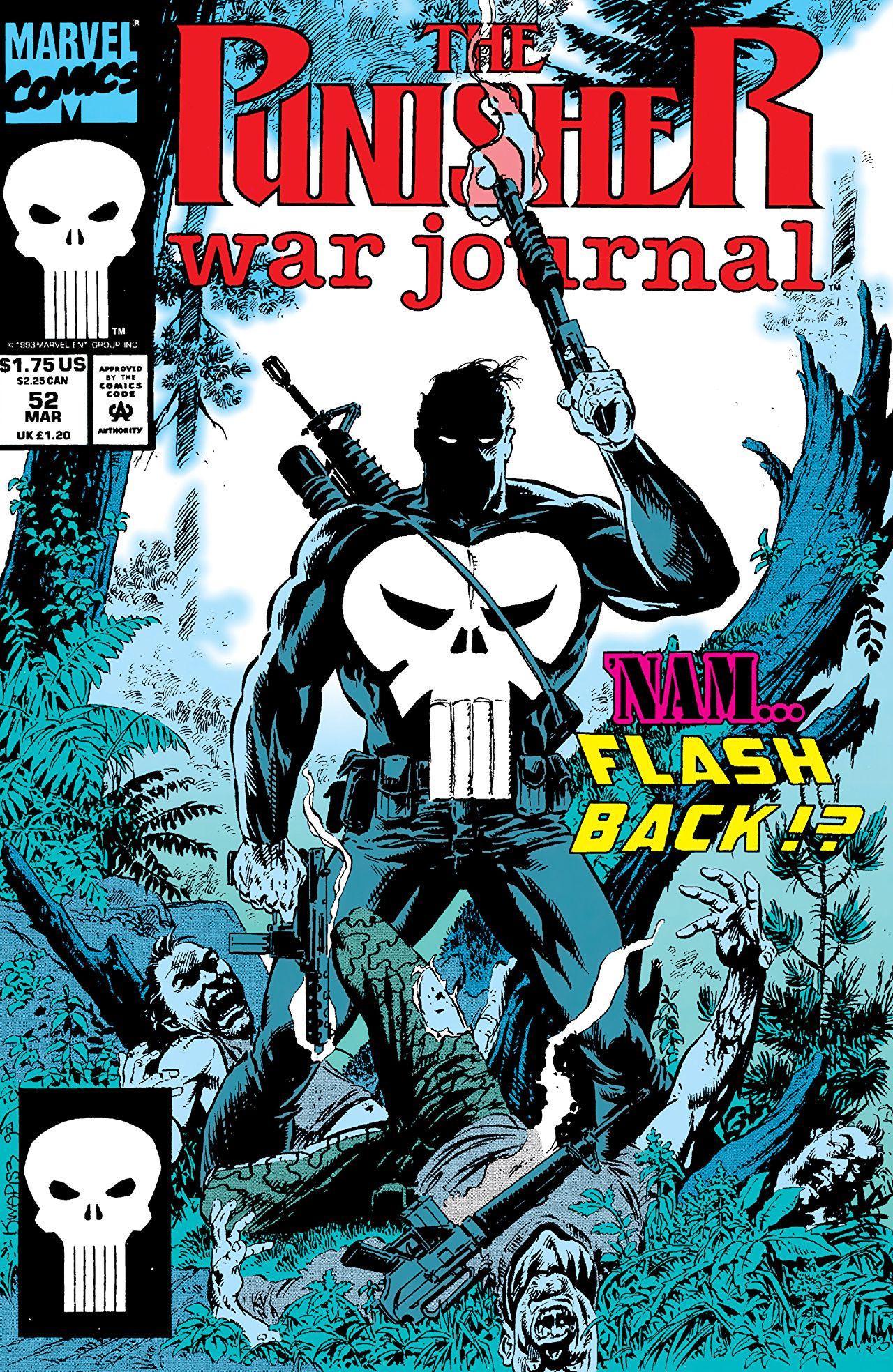 Punisher War Journal Vol 1 52