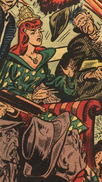 Queen of Crime (Earth-616)/Gallery
