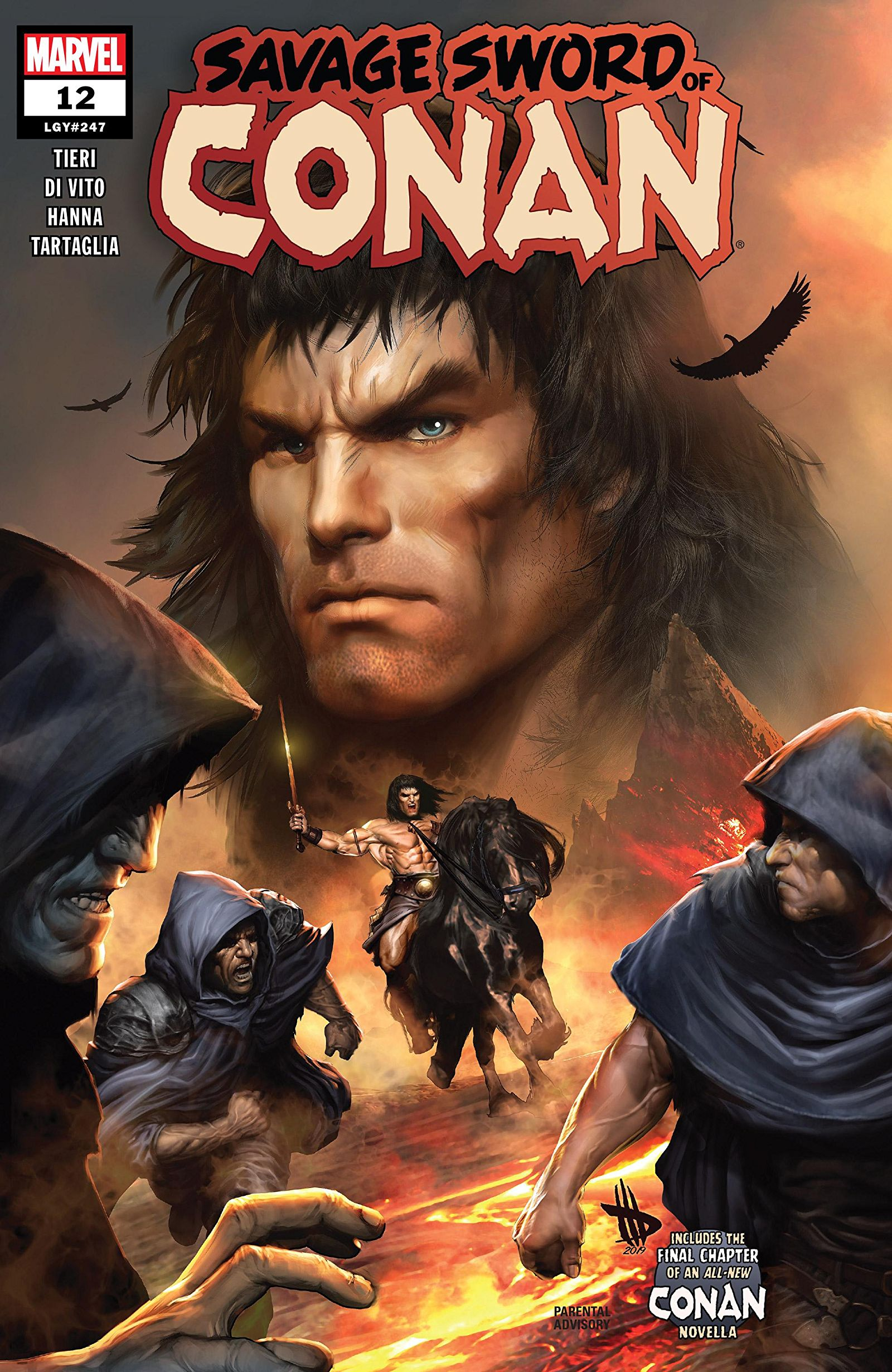 Savage Sword of Conan Vol 2 12