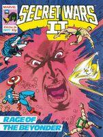 Secret Wars II (UK) Vol 1 77