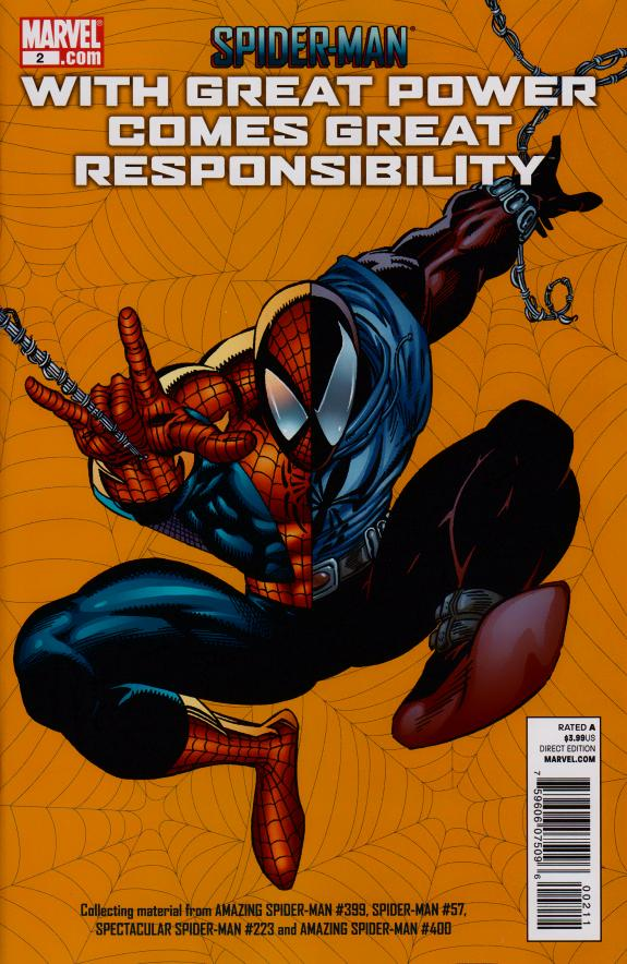 Spider-Man: With Great Power Comes Great Responsibility Vol 1 2