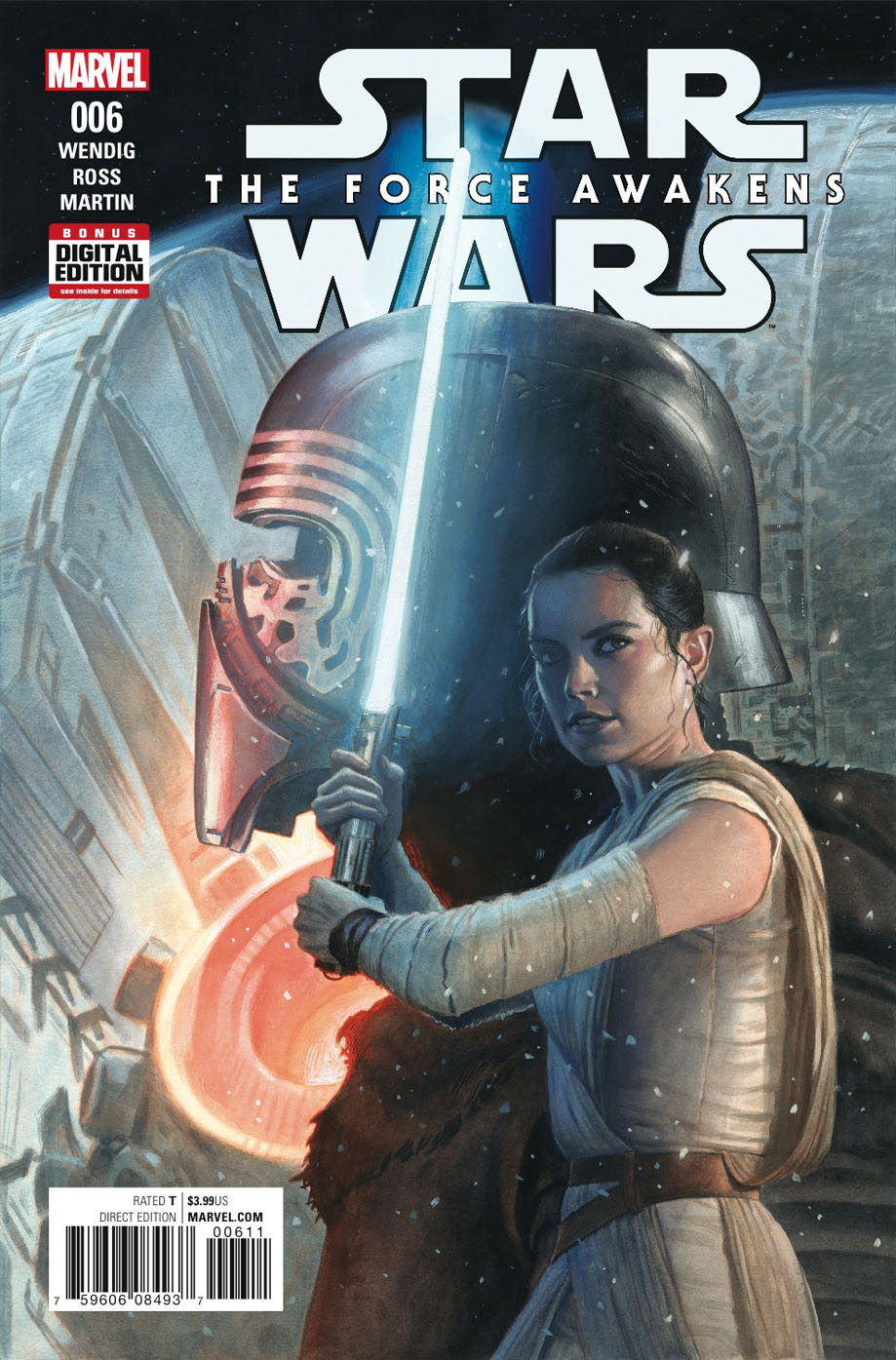 Star Wars: The Force Awakens Adaptation Vol 1 6