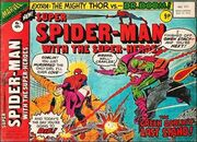 Super Spider-Man with the Super-Heroes Vol 1 171