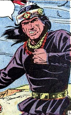 Swift Buffalo (Apache) (Earth-616)