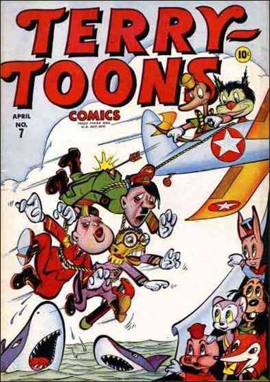 Terry-Toons Comics Vol 1 7