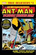True Believers Ant-Man - The Incredible Shrinking Doom Vol 1 1