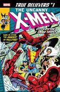 True Believers X-Men - Kitty Pryde & Emma Frost Vol 1 1