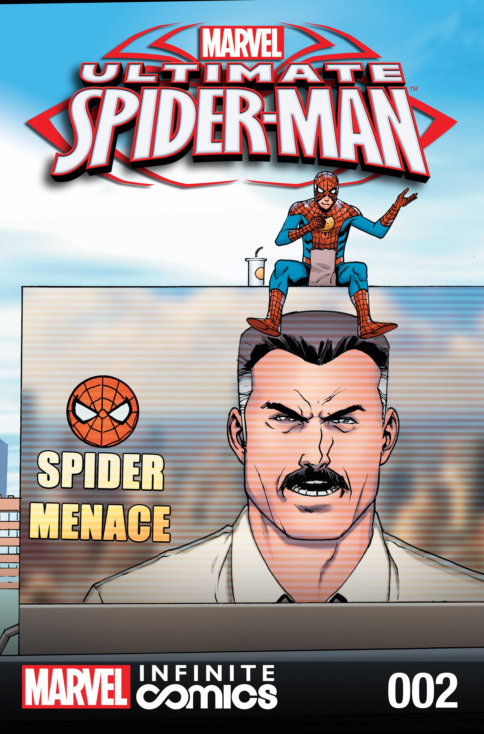 Ultimate Spider-Man Infinite Comic Vol 2 2