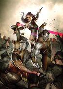 X-Men Legacy Vol 1 231 Textless