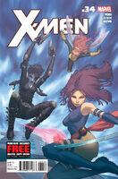 X-Men Vol 3 34