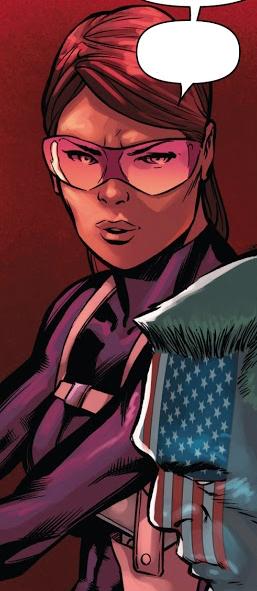 Agent Lamia (Earth-616)