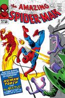 Amazing Spider-Man Vol 1 21