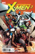 Astonishing X-Men Vol 4 1