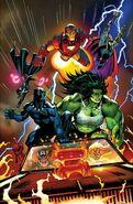 Avengers Vol 8 6 Textless