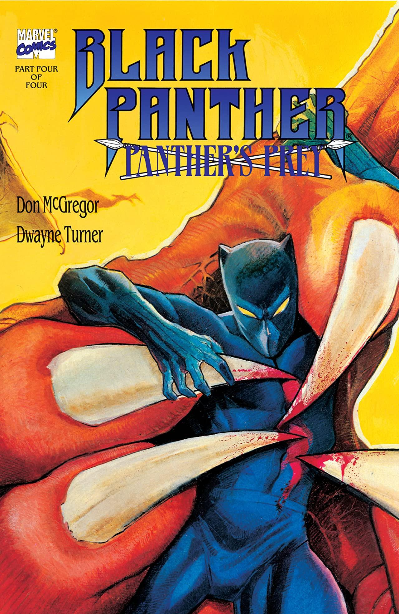 Black Panther: Panther's Prey Vol 1 4