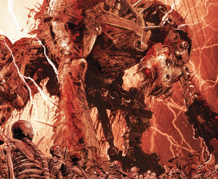 Blood Colossus (Earth-616)