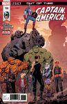 Captain America Vol 1 700 Unused