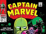 Captain Marvel Vol 1 8
