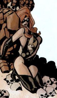 Carol Danvers (Earth-11080)