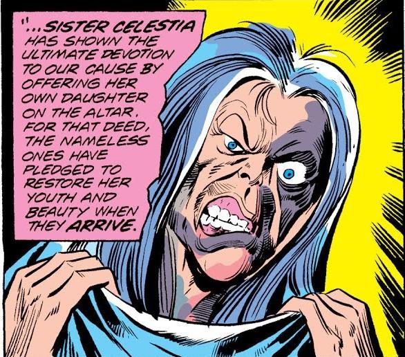 Celestia Denton (Earth-616)