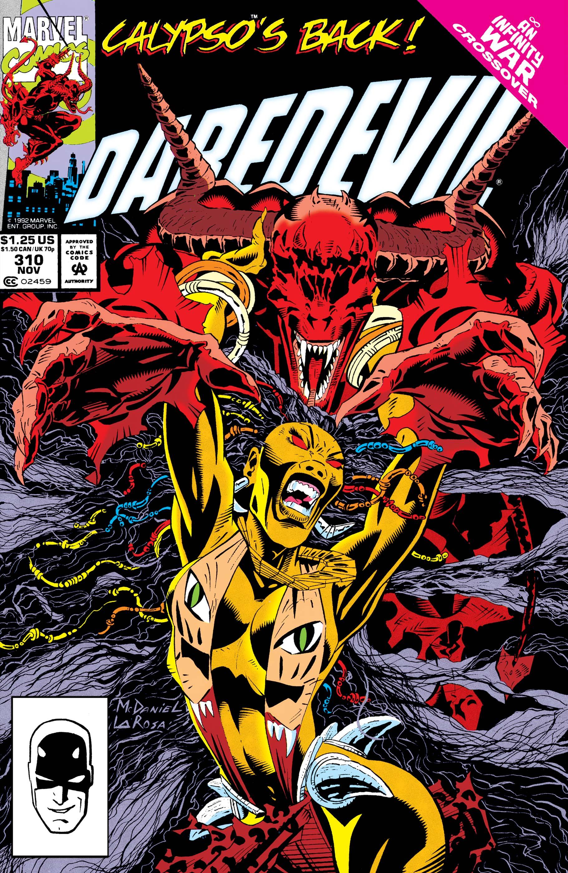 Daredevil Vol 1 310