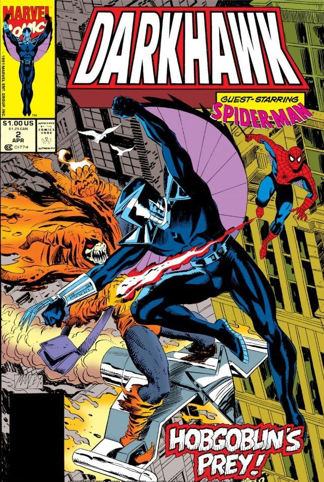 Darkhawk Vol 1 2